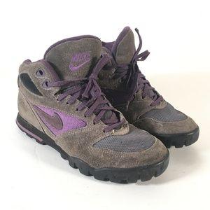 [Nike] Vintage 90's Suede Hiking Boots 931202-IB